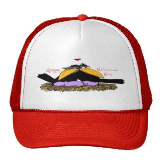 Valentine's Love Nest Trucker Hat