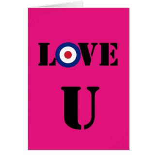 Valentines Mod card
