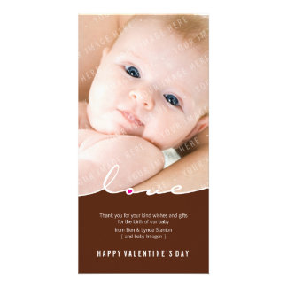 VALENTINE'S PHOTOCARD :: love divide 7P Photo Card Template