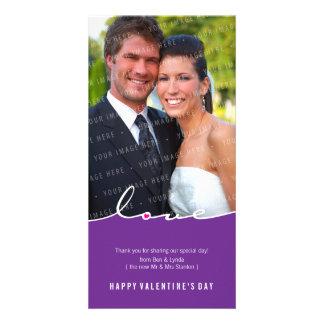 VALENTINE'S PHOTOCARD :: love divide 8P Photo Card