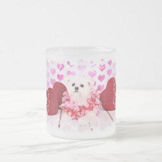 Valentines - PomaPoo - Billie Coffee Mug