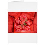 VALENTINES ROSES GREETING CARDS
