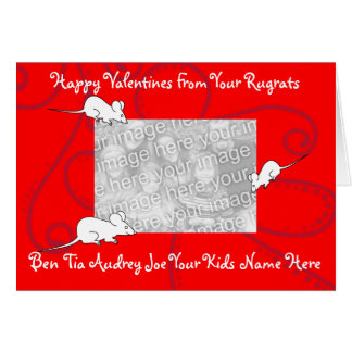 Valentine's Rug Rats Card