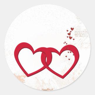 valentines sticker