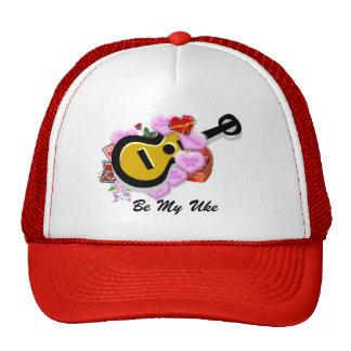 Valentine's Ukulele Cap