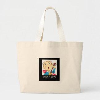 Valentine's Ukulele Canvas Bags