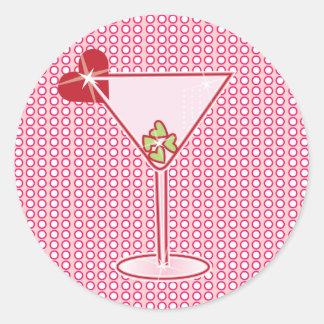 Valentini Valentine Martini Stickers