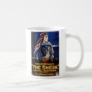 "Valentino in ""The Sheik"" Coffee Mug"