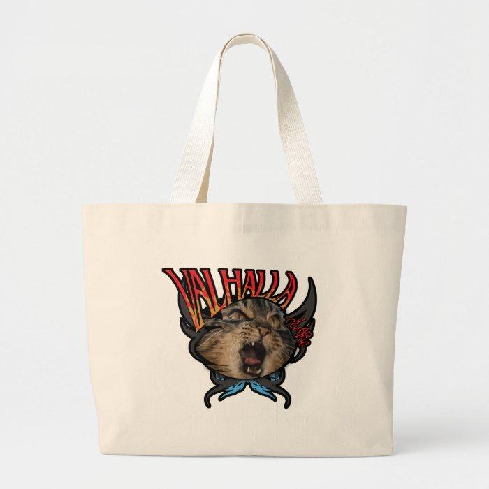 Valhalla Large Tote Bag