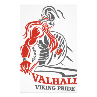 Valhalla - Viking Pride 2 Personalized Stationery