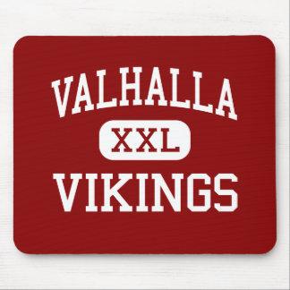 Valhalla - Vikings - Middle - Valhalla New York Mouse Mat