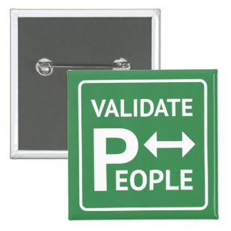 Validate People ~ reminder button DBT BPD therapy
