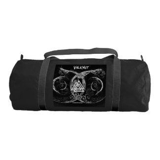 Valknut - Viking's raising Gym Bag