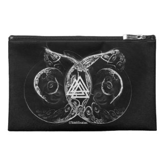 Valknut - Viking's raising Travel Accessory Bag