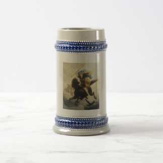 Valkyrie by Peter Nicolai Arbo Beer Stein