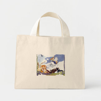 Valkyries Mini Tote Bag