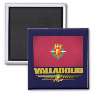 Valladolid Square Magnet