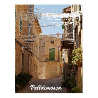 Valldemossa Postcard