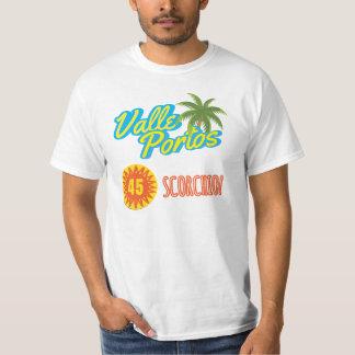 Valle Portos - Scorchio! Costa - Nimbo Cumulos T-Shirt