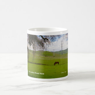 Vallecitos Road California Products Coffee Mugs