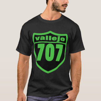 vallejo,ca {707} -- T-Shirt
