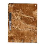 Valles Marineris Canyons of Mars Dry Erase Board