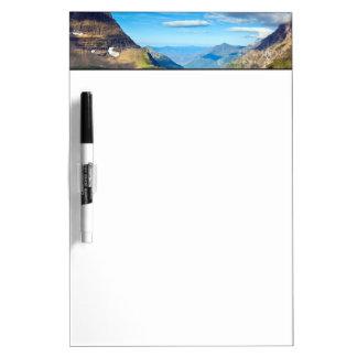 Valley Beyond Dry Erase Board
