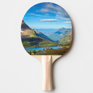 Valley Beyond Ping Pong Paddle