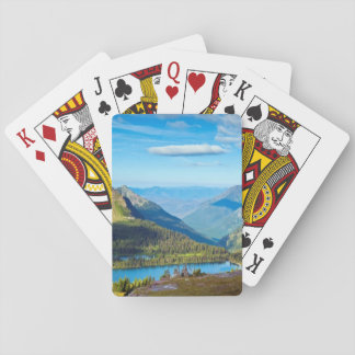 Valley Beyond Playing Cards