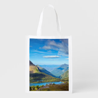 Valley Beyond Reusable Grocery Bag