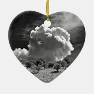 Valley Cloud Christmas Ornament