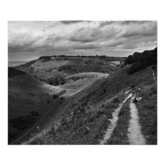 Valley Deep Photo Art