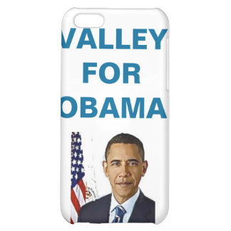 Valley for Obama 2012 POTUS iPhone Case Cover For iPhone 5C