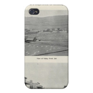 Valley Ford, California iPhone 4 Cover