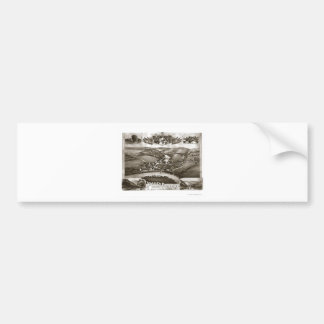 Valley Forge1890 Bumper Sticker