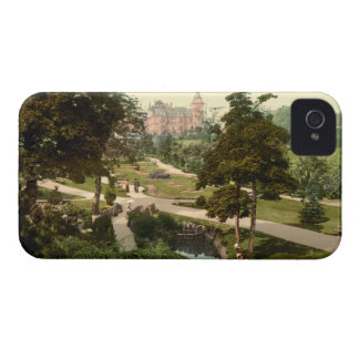 Valley Gardens I, Harrogate, Yorkshire, England iPhone 4 Case-Mate Cases