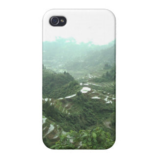 Valley in the Philippines iPhone 4/4S Cases