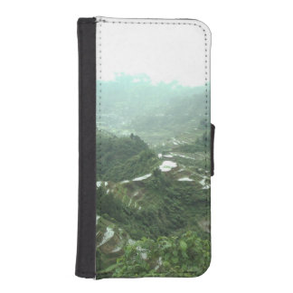 Valley in the Philippines Phone Wallets