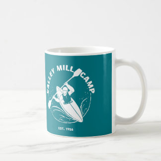 Valley Mill Camp Original Kayaker Mug