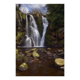 Valley of Desolation, Yorkshire Dales Poster