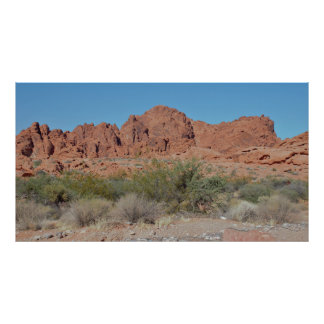 Valley of Fire Poster