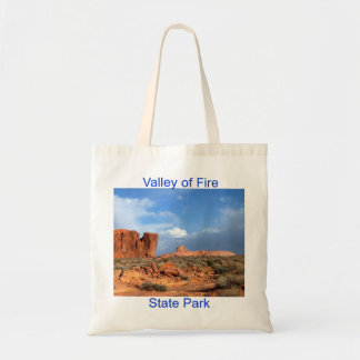 Valley of Fire State Park Budget Tote Bag