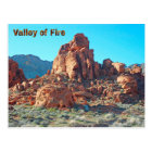 Valley of Fire State Park Postcard