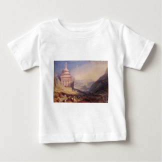 Valley of The Brook Kedron by William Turner T Shirt