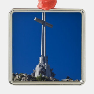 Valley of the fallen, monument christmas ornament