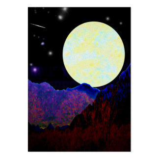 Valley of the Moon ATC Pack Of Chubby Business Cards
