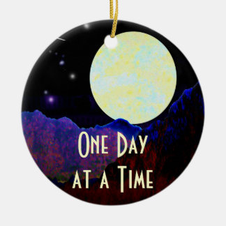 Valley of the Moon ODAT Christmas Ornament