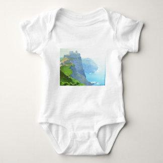 Valley of the Rocks Baby Bodysuit