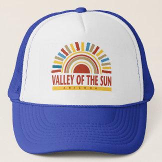 Valley of the Sun Arizona Trucker Hat