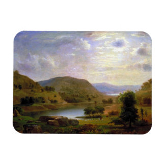 Valley Pasture by Duncanson Flexible Magnets